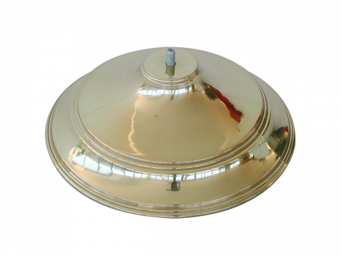 base luxury ottone lucido