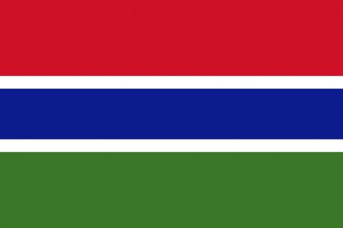 Bandiera Gambia Resolfin Vendita Bandiere