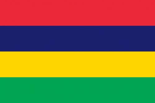 Bandiera Mauritius