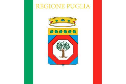 Bandiera Regione Puglia