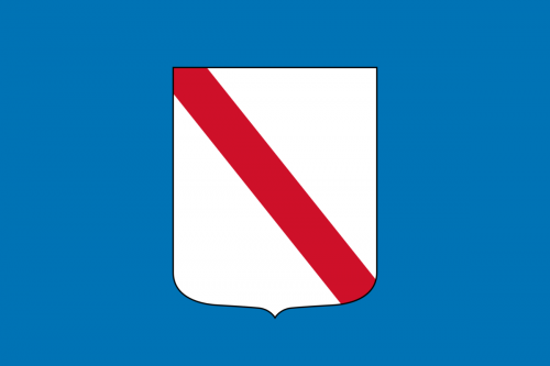 Bandiera Regione Campania