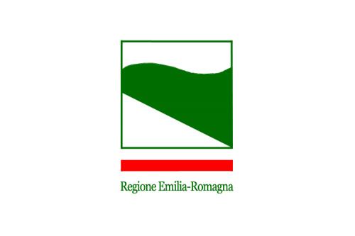 Bandiera Regione Emilia Romagna