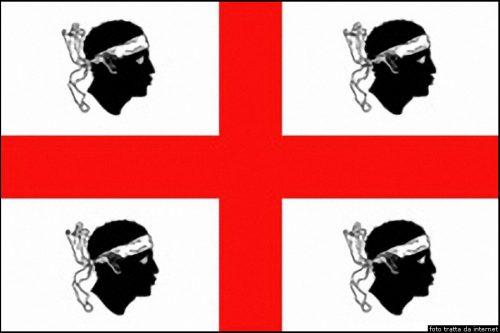 Bandiera Regione Sardegna