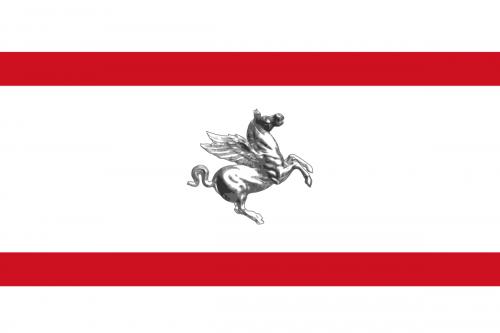Bandiera Toscana Regione