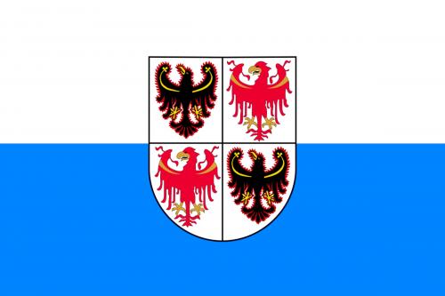 Bandiera Regione Trentino Alto Adige