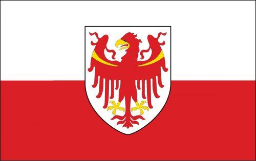 Bandiera Provincia di Bolzano