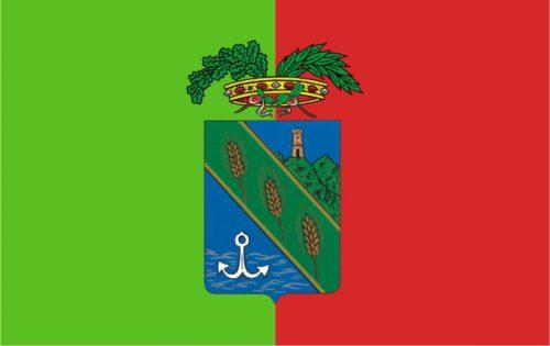 Bandiera Provincia di Latina