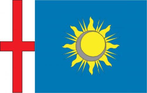 Bandiera Provincia di Milano