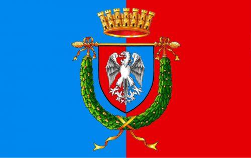 Bandiera Provincia di Roma