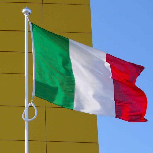 bandiera-italia-da-pennone