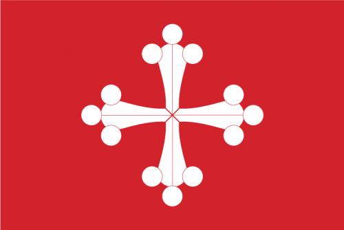 bandiera comune di pisa
