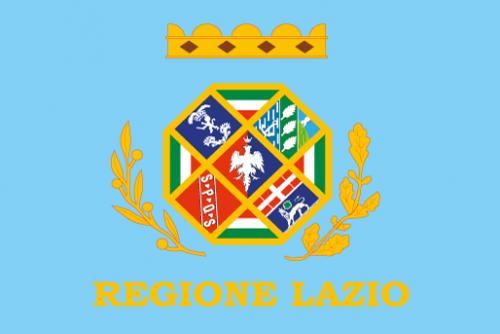 bandiera regione lazio