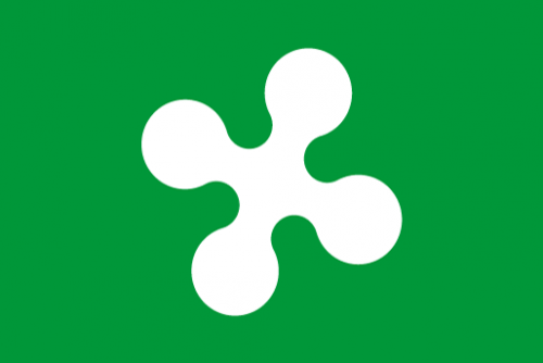 bandiera regione lombardia