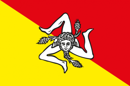 bandiera regione sicilia