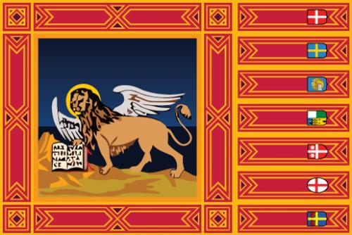 bandiera regione veneto