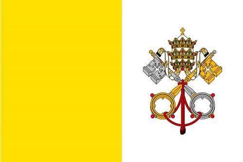 bandiera città del vaticano