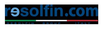 Logo Resolfin - vendita bandiere online