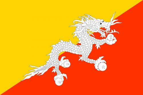 bandiera-bhutan