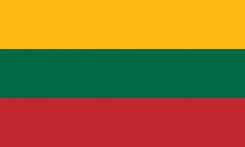 bandiera lituania