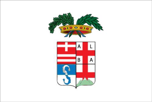 bandiera provincia di cuneo