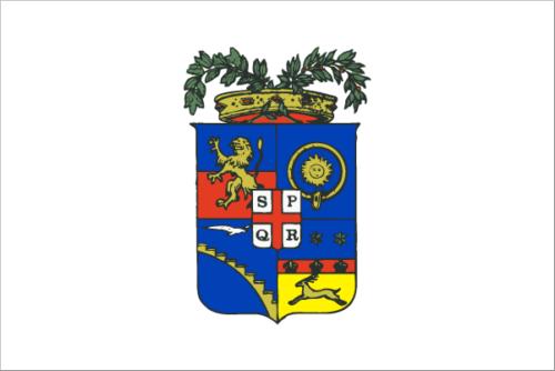 bandiera provincia di reggio emilia