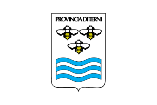 bandiera provincia di terni