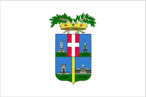 bandiera provincia di vicenza