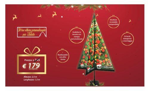 Promozione Natale Resolfin, Resolfin, produzione e vendita pennoni e bandiere, portabandiere, asta per bandiera, pennone per bandiera, Natale