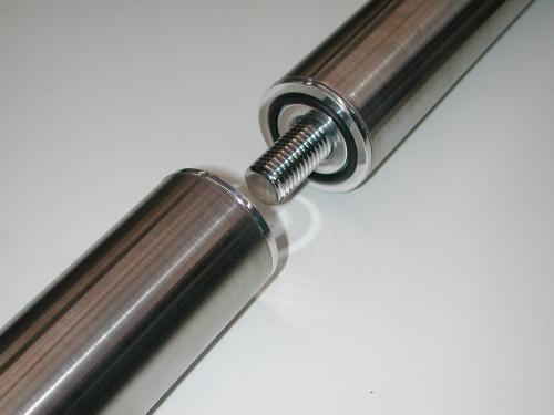 Pennone Serie Economy - giunzione diametro 50 mm.